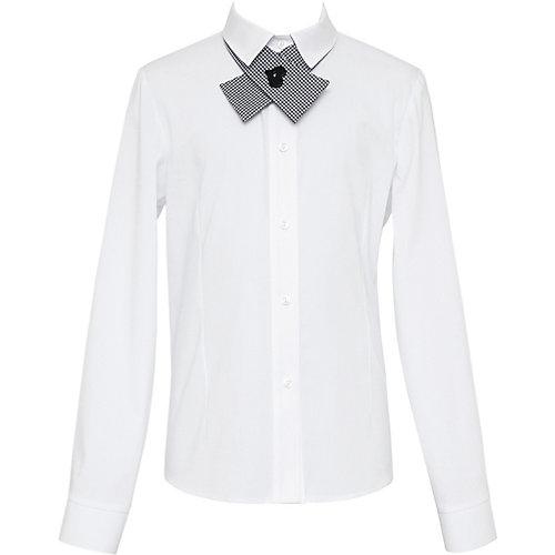 Блузка SLY для девочки - белый от SLY