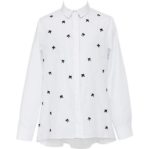 Блузка SLY для девочки - темно-синий от SLY
