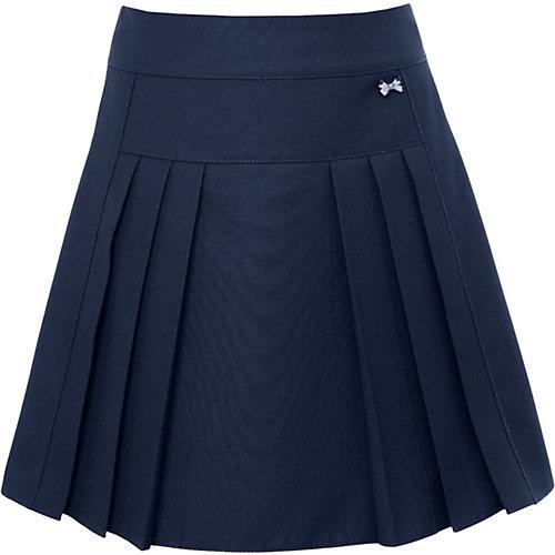 Юбка SLY для девочки - темно-синий