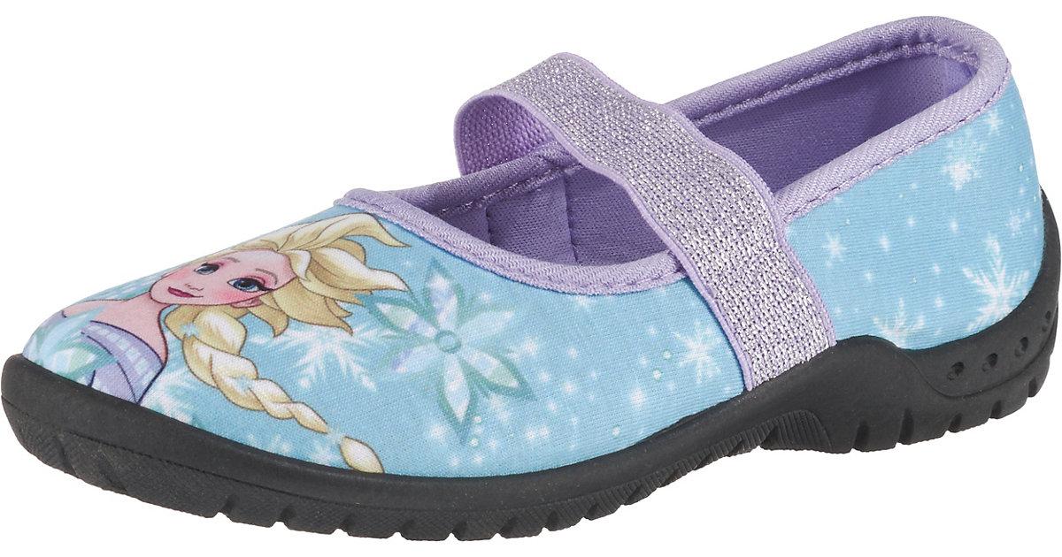 Disney die Eiskönigin Hausschuhe  lila Gr. 25 Mädchen Kleinkinder