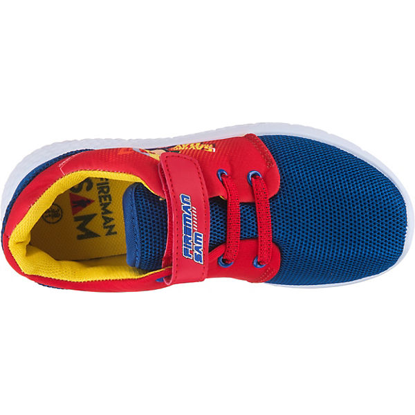 *NEU* Feuerwehrmann Sam Kinderschuhe Sneaker Größe 29//30 31//32