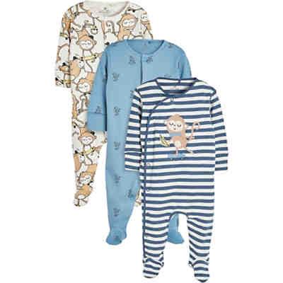 6dbe5ecc39aafc Baby Schlafanzüge 3er Pack für Jungen ...