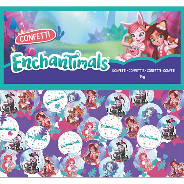 Konfetti Enchantimals 14 g