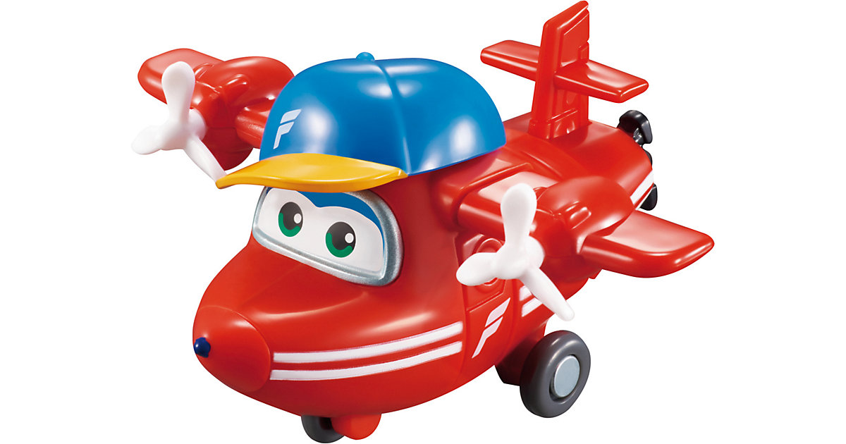 Super Wings FLIP Transform Spielzeugfigur Mini