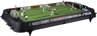 Spieltisch Fußball World Champs schwarz