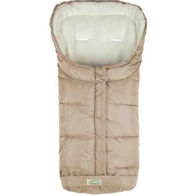 Winterfußsack Active Kinderwagen , beige/whitewash