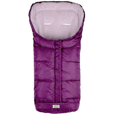 Winterfußsack Active Kinderwagen pink-rose