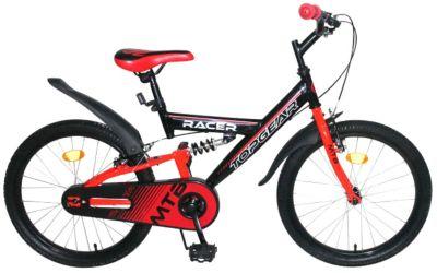 """Двухколесный велосипед 1Toy Topgear Racer 20"""", красный"""