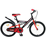 Двухколесный велосипед 1Toy Topgear Racer 20 дюймов, красный