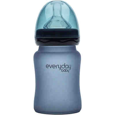 Glas-Trinklernbecher Sippy Cup, 150 ml, Quiet Grey