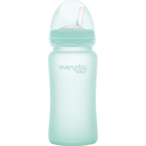Бутылочка-поильник EveryDay Baby, 240 мл - мятный от everyday baby