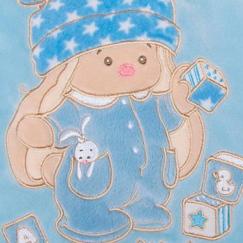 Декоративная подушка Budi Basa Зайка Ми, голубая - голубой от Budi Basa