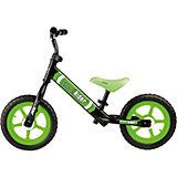 Беговел Small Rider Tornado 2, зеленый