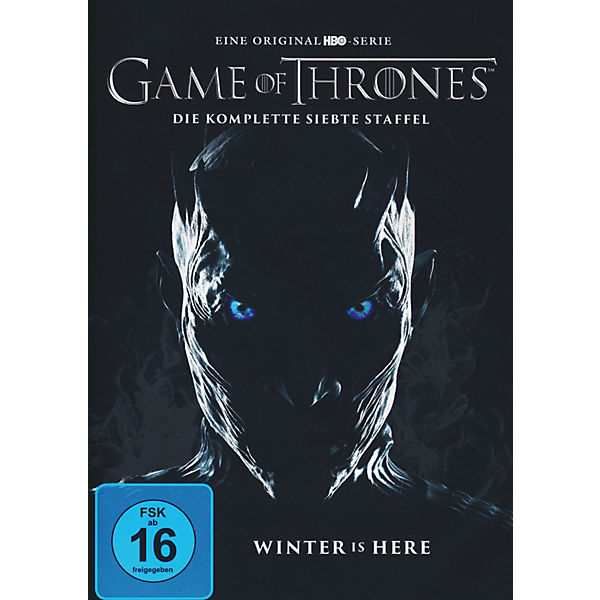 DVD Game of Thrones - Staffel 7 (4 DVDs)