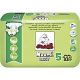 Подгузники Muumi Maxi Plus 10-16 кг, 22 штуки