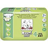 Подгузники Muumi Maxi 7-14 кг, 23 штуки