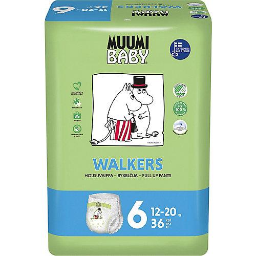 Подгузники-трусики Muumi Junior 12-20 кг, 36 штук от Muumi