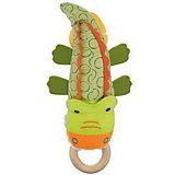 """Развивающая игрушка на коляску """"Крокодил"""""""