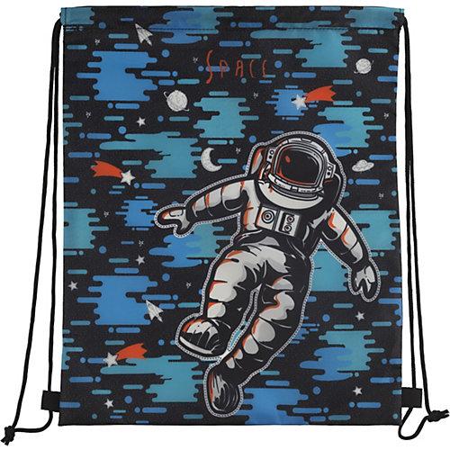 Мешок для обуви Академия Групп Seventeen, Космонавт - разноцветный от Академия групп