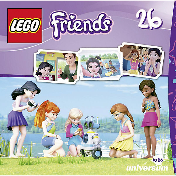CD LEGO Friends 26