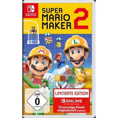 Nintendo Switch Super Mario Maker 2 Super Mario Mytoys