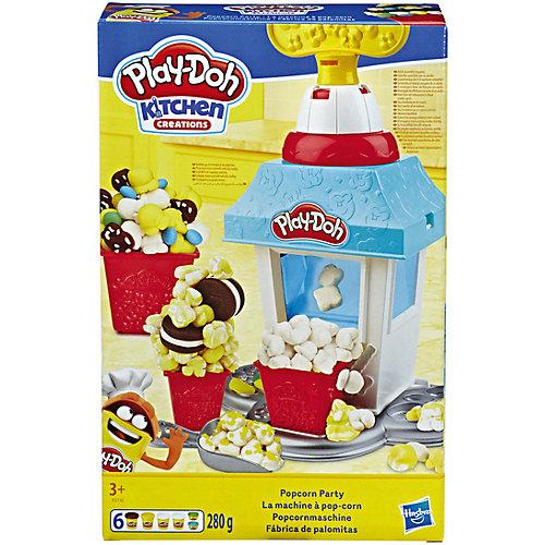 Игровой набор Play-Doh Kitchen Creations Попкорн-Вечеринка от Hasbro