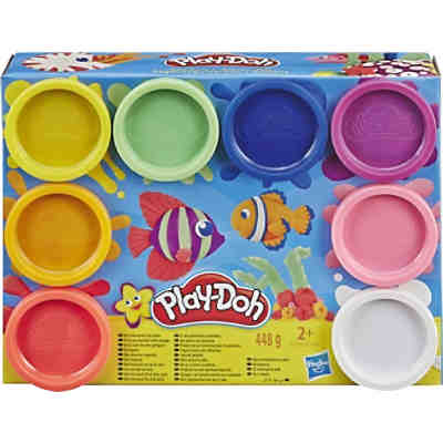 Play-Doh Rainbow of Colors (8er)