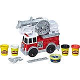"""Игровой набор Play-Doh """"Пожарная машина"""""""
