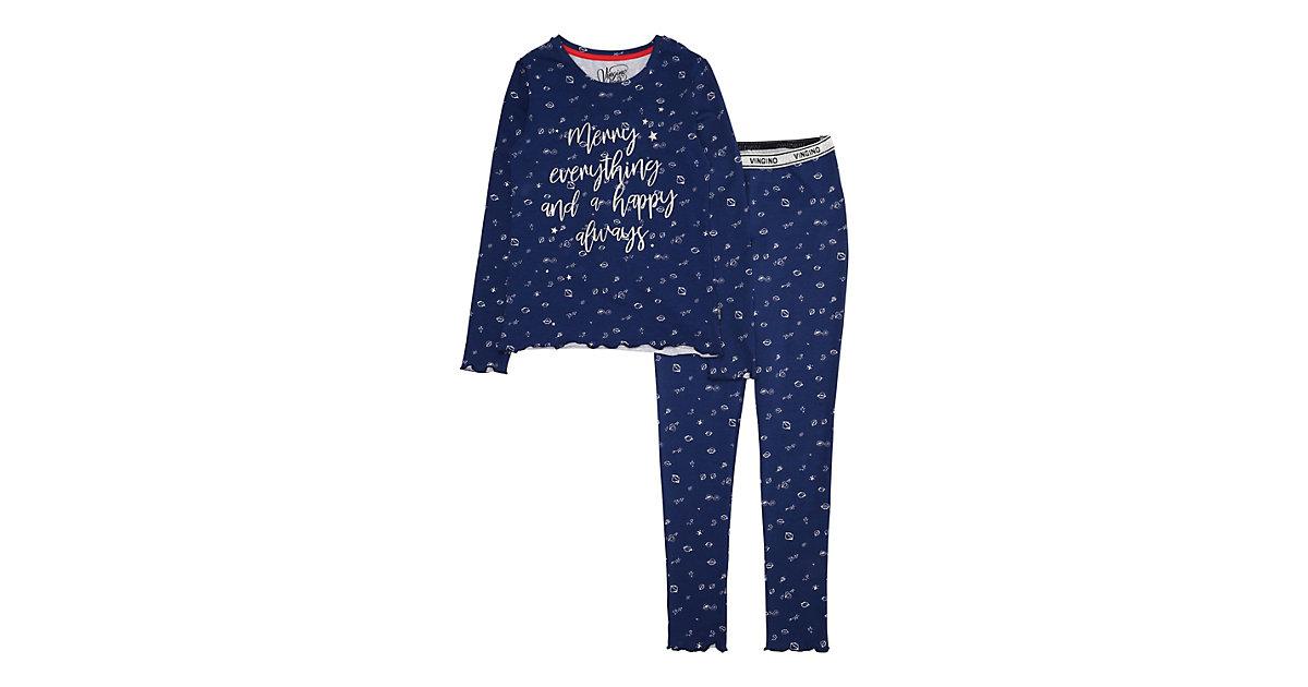 Vingino · VINGINO Schlafanzug Winka Schlafanzüge Gr. 122/128 Mädchen Kinder