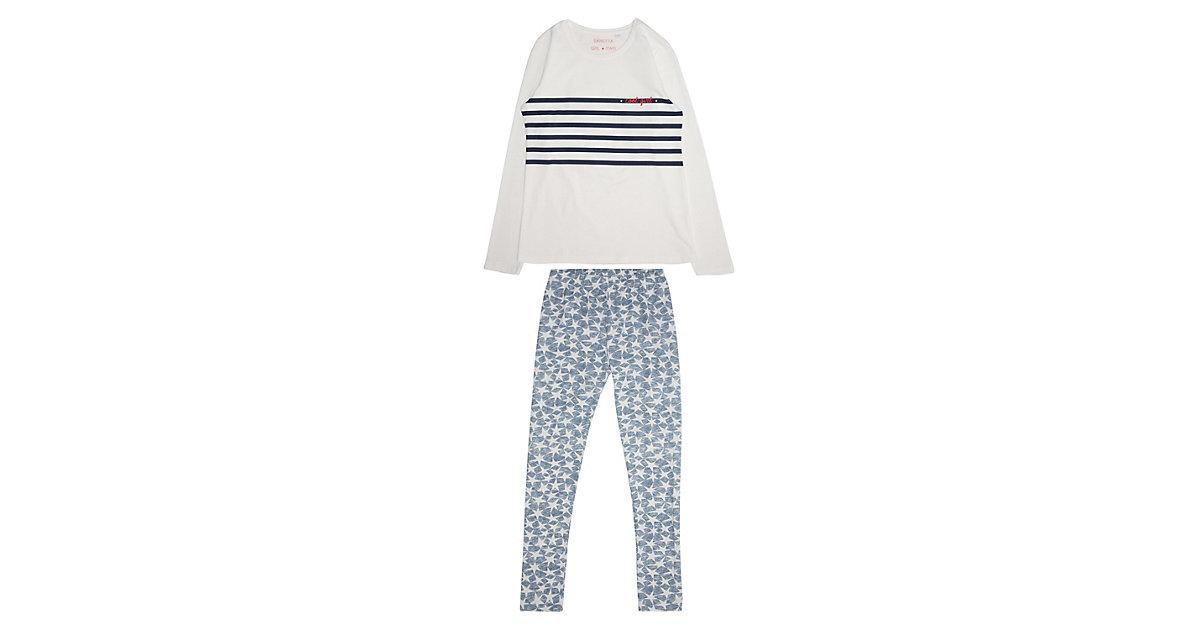 Sanetta · SANETTA Schlafanzug Schlafanzüge Gr. 176 Mädchen Kinder