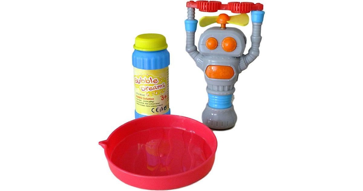Seifenblasen-Maschine Roboter