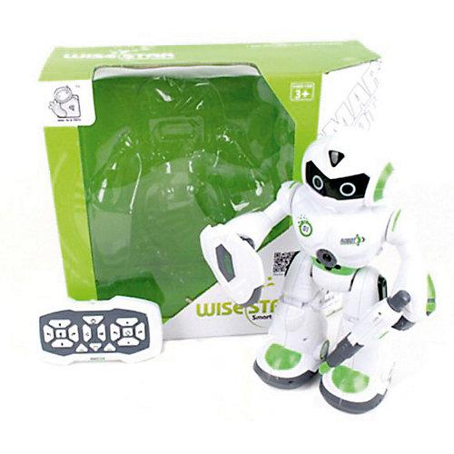 Радиоуправляемый робот Наша игрушка, со светом и звуком от Наша Игрушка