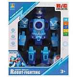 Радиоуправляемый робот Наша игрушка, со светом и звуком, 31 см