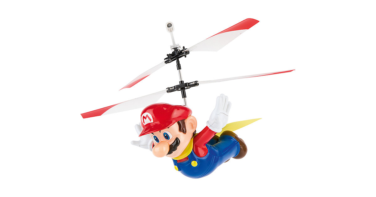 Carrera RC  2,4GHz Super Mario (TM) - Twin Pack - Flying Cape Mario + green Yoshi
