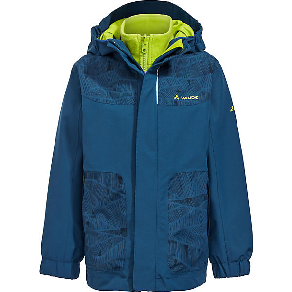 Kinder Outdoorjacke 3 in 1 CAMPFIRE