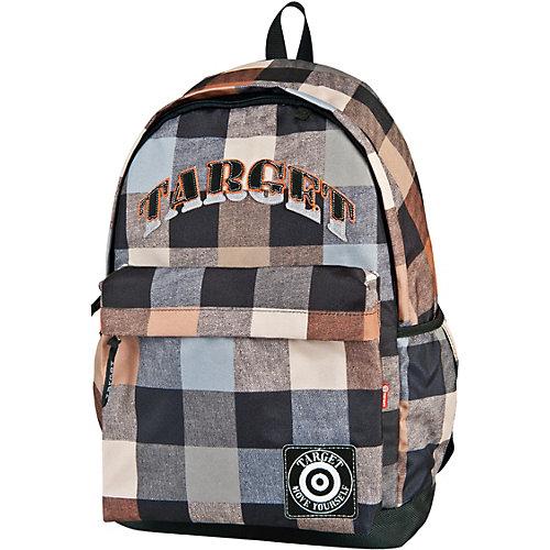 Рюкзак  Target Collection Allover brown + пенал - разноцветный от Target Collection