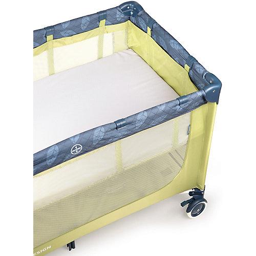 Кровать-манеж Happy Baby Martin, бежевый - песочный от Happy Baby