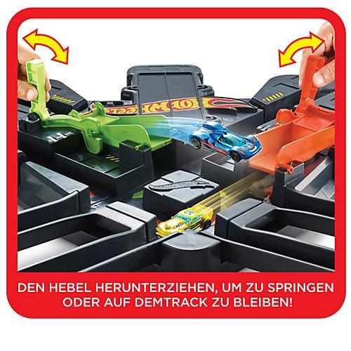 Автотрек Hot wheels Action Грандиозные столкновения от Mattel