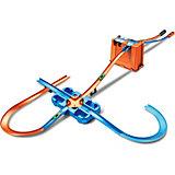 Автотрек Hot Wheels Track Builder Премиальный трюковой набор