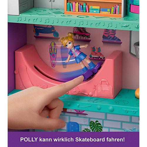 """Игровой набор Polly Pocket """"Полливиль"""" Мегамолл от Mattel"""