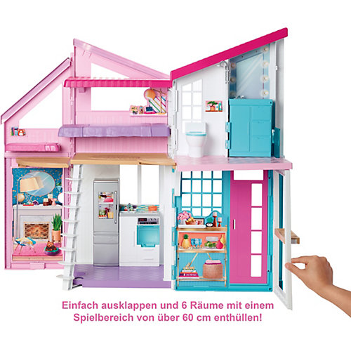 Игровой набор Barbie Дом Малибу от Mattel