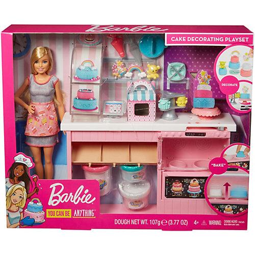 Игровой набор Barbie Кондитерский магазин от Mattel