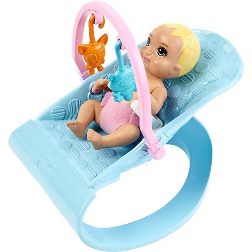 Игровой набор Barbie Скиппер и малыши от Mattel