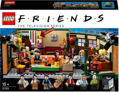 LEGO® Ideas 21319 FRIENDS Central Perk, LEGO
