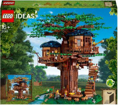 LEGO® Ideas 21318 Baumhaus, LEGO