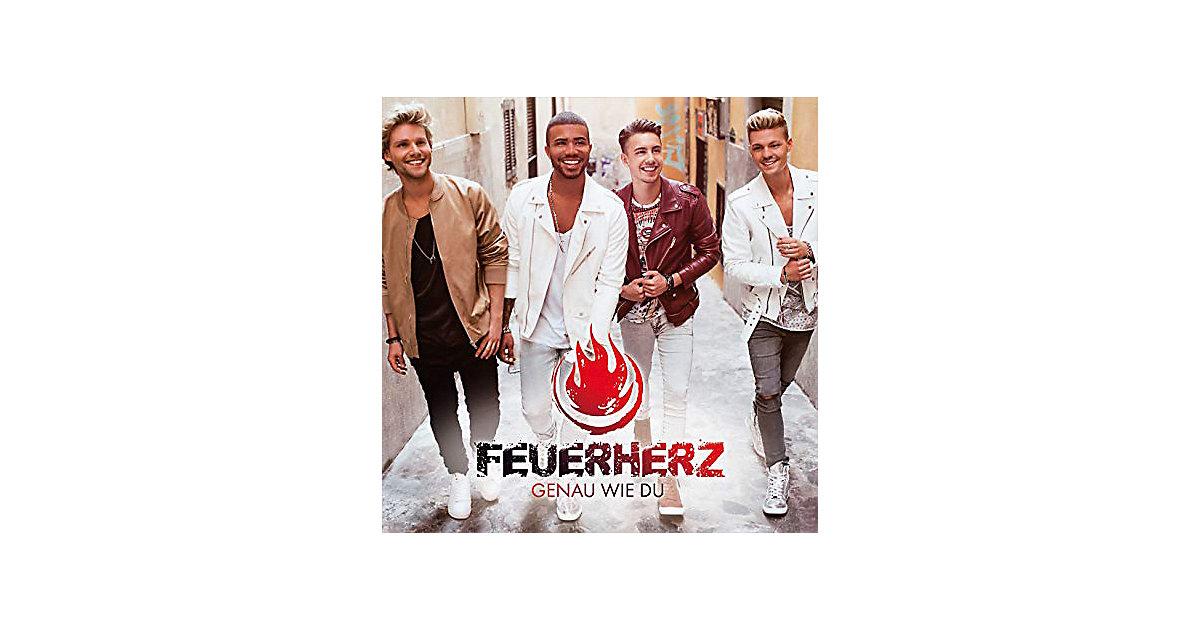 CD Feuerherz - Genau Wie Du Hörbuch