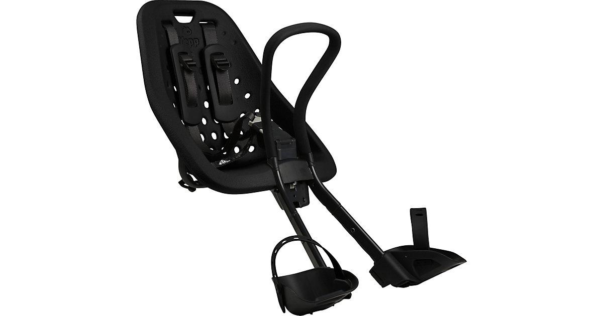 Fahrrad-Sicherheitssitz Yepp Mini, schwarz