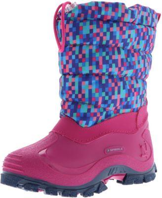 Details zu *bisgaard* TEX Kinder Mädchen wasserdicht Winterstiefel Snowboots Schuhe Gr.31