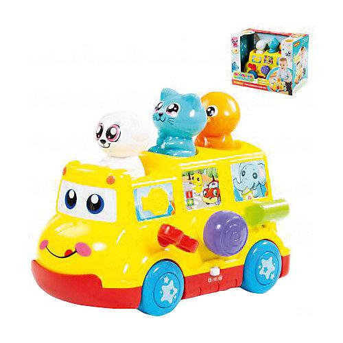 Развивающая игрушка Полесье Школьный автобус от Полесье