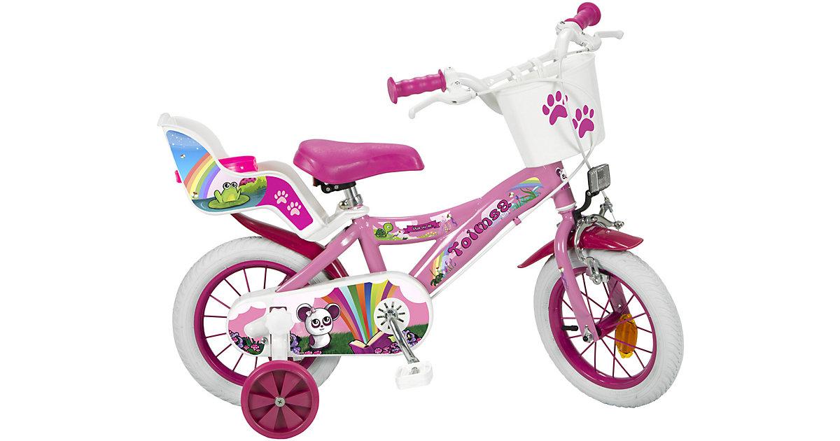 Fahrrad 12 Zoll Fantasy türkis/pink